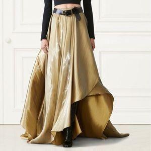 ISO Size 0 RL16 Marissa Mikado Skirt